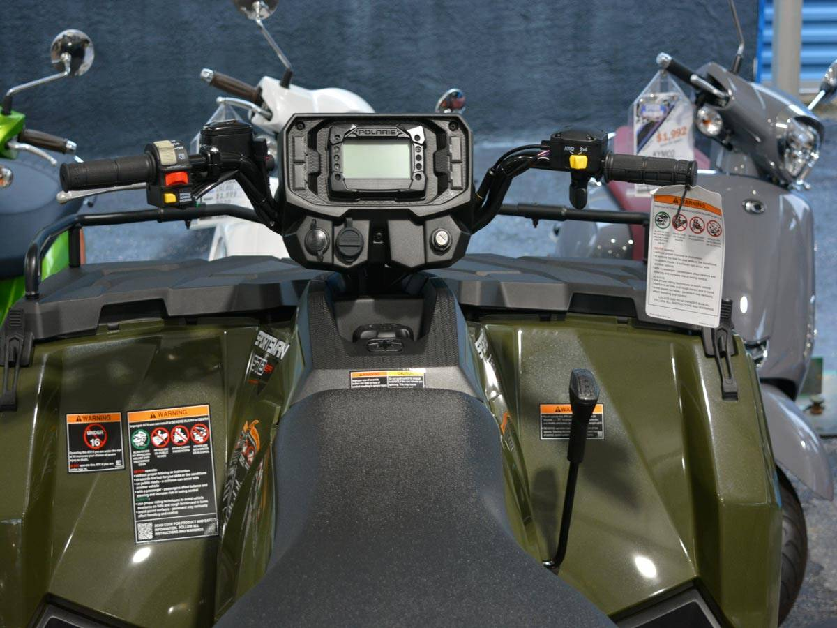 2021 Polaris Sportsman 570 in Clearwater, Florida - Photo 9