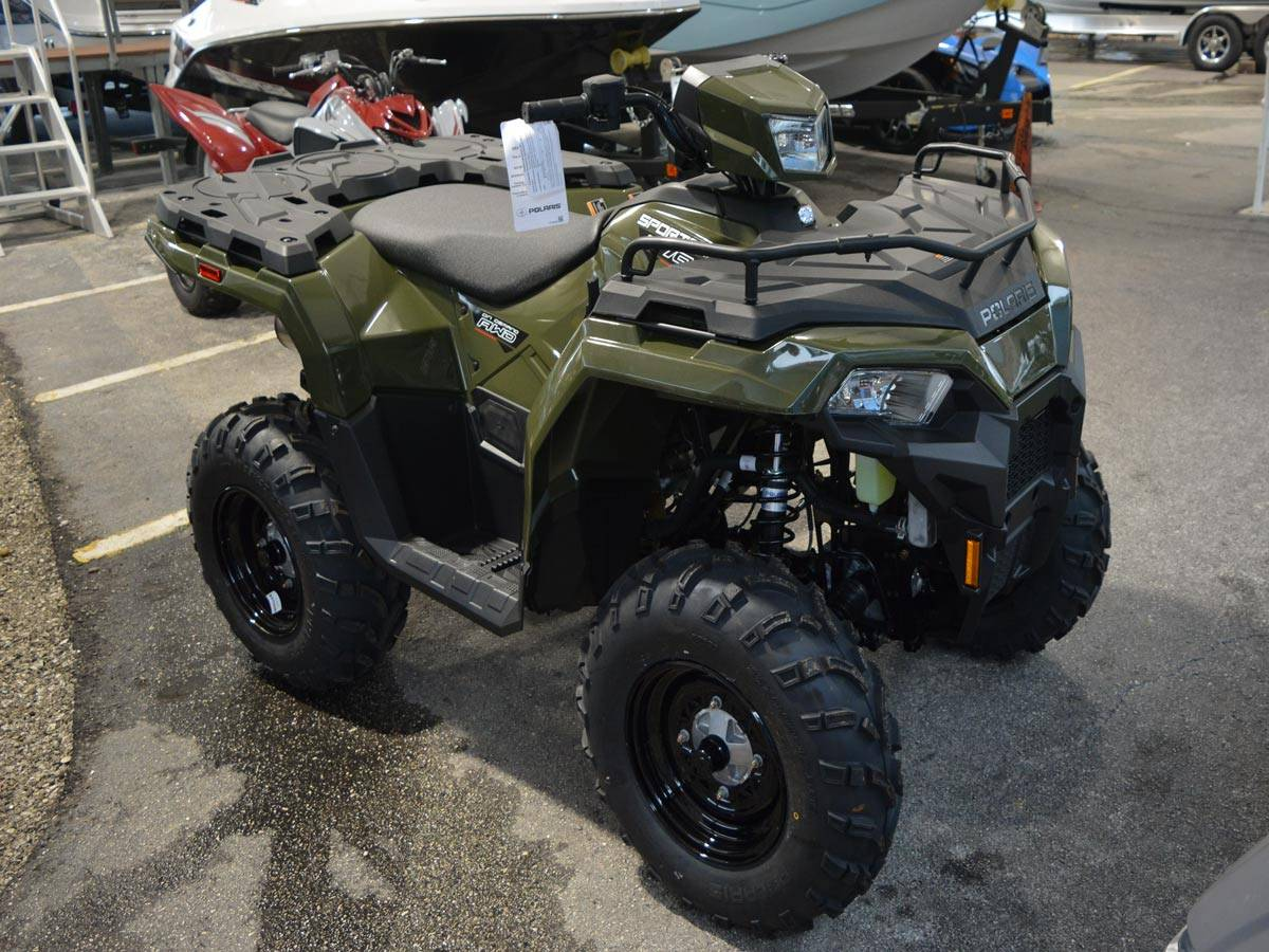 2021 Polaris Sportsman 570 in Clearwater, Florida - Photo 13