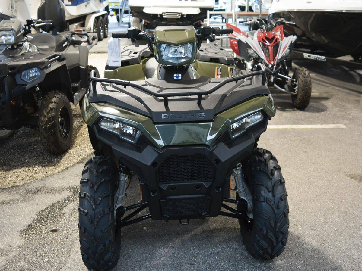 2021 Polaris Sportsman 570 in Clearwater, Florida - Photo 14