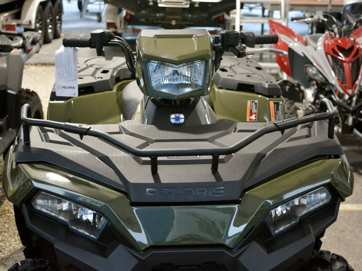 2021 Polaris Sportsman 570 in Clearwater, Florida - Photo 15