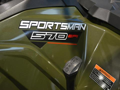 2021 Polaris Sportsman 570 in Clearwater, Florida - Photo 16