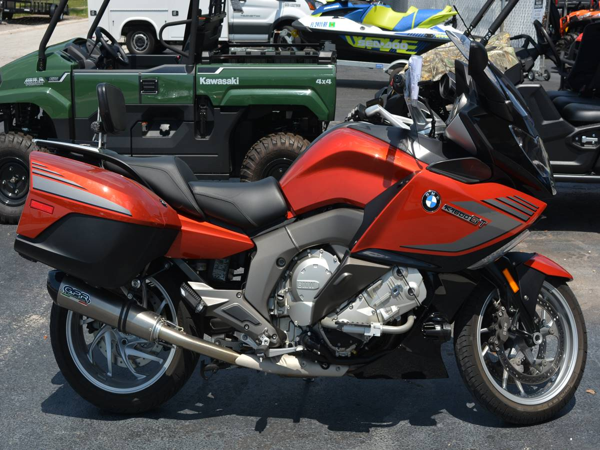2015 BMW K 1600 GT in Clearwater, Florida - Photo 1