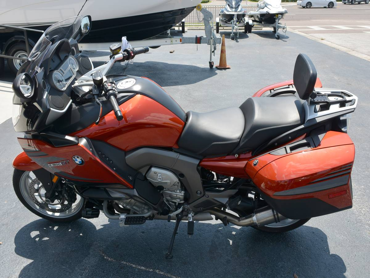 2015 BMW K 1600 GT in Clearwater, Florida - Photo 2