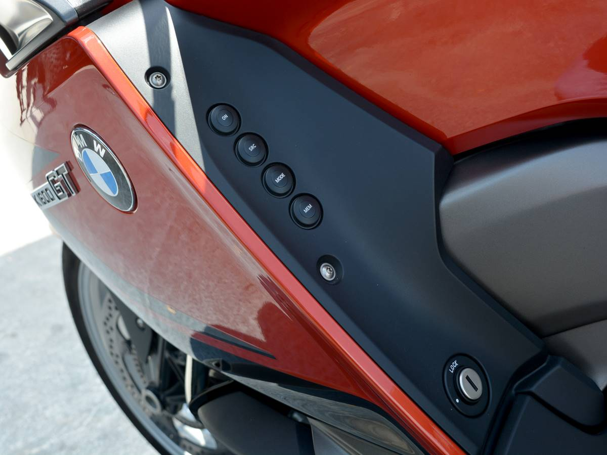 2015 BMW K 1600 GT in Clearwater, Florida - Photo 16