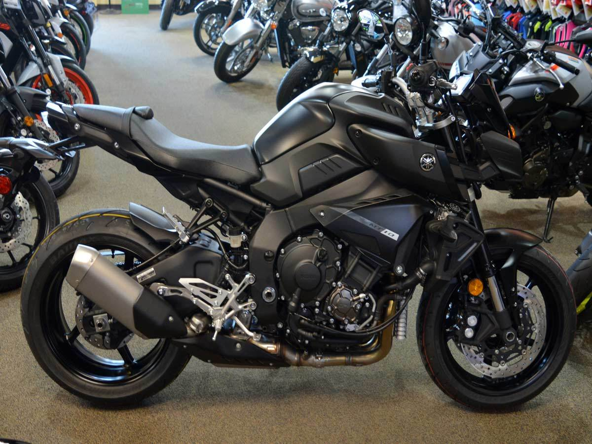 2020 Yamaha MT-10 in Clearwater, Florida - Photo 1
