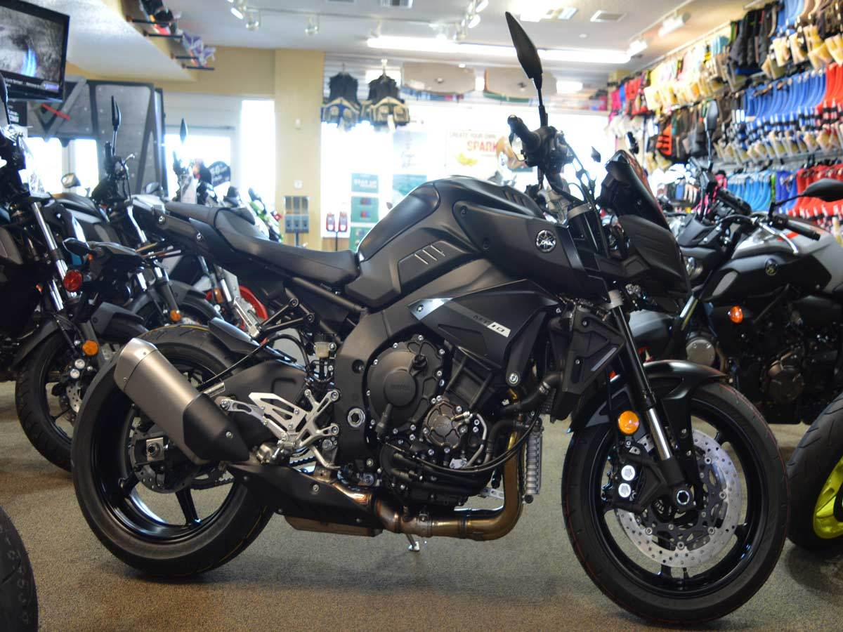 2020 Yamaha MT-10 in Clearwater, Florida - Photo 6