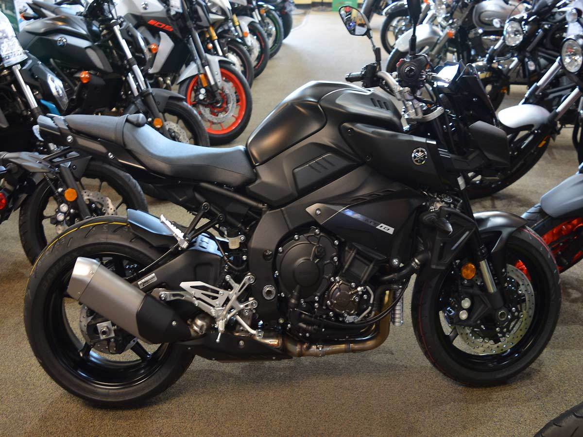 2020 Yamaha MT-10 in Clearwater, Florida - Photo 8