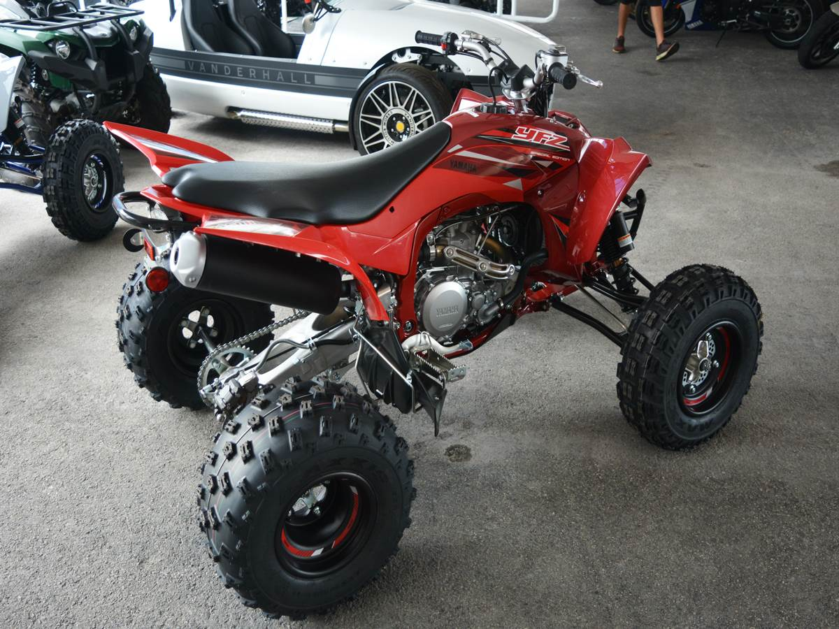 2019 Yamaha YFZ450R SE in Clearwater, Florida