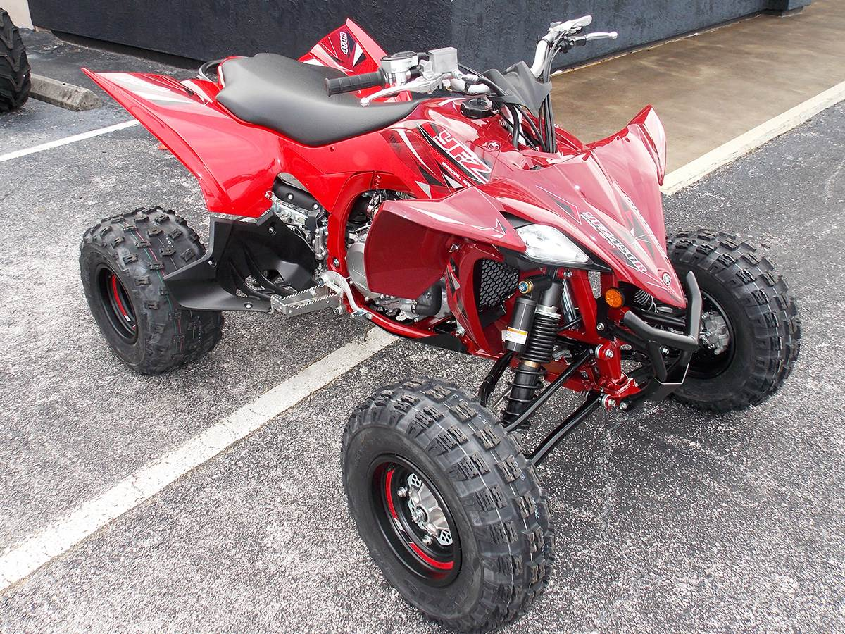 New 2019 Yamaha YFZ450R SE ATVs in Clearwater, FL   Stock ...