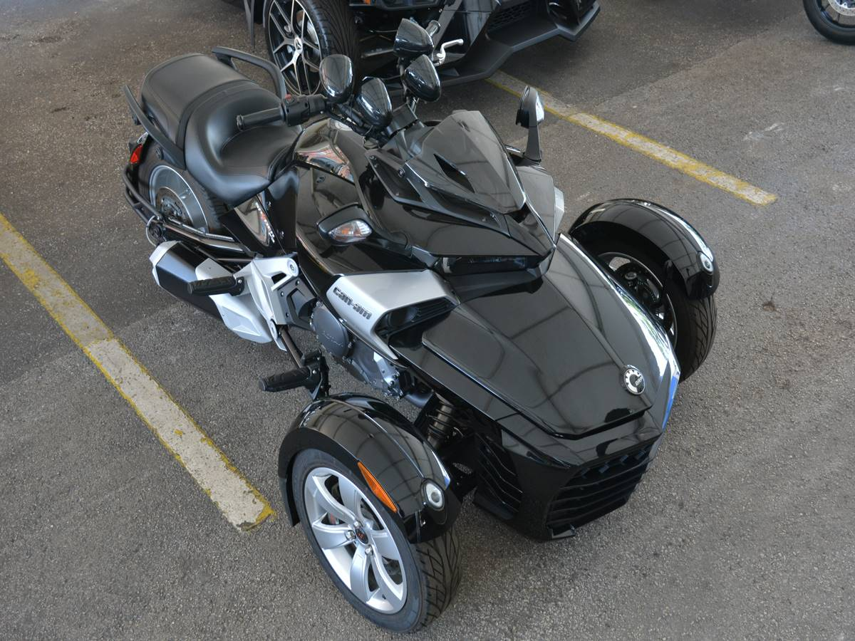 2015 Can-Am Spyder® F3-S SE6 in Clearwater, Florida - Photo 1