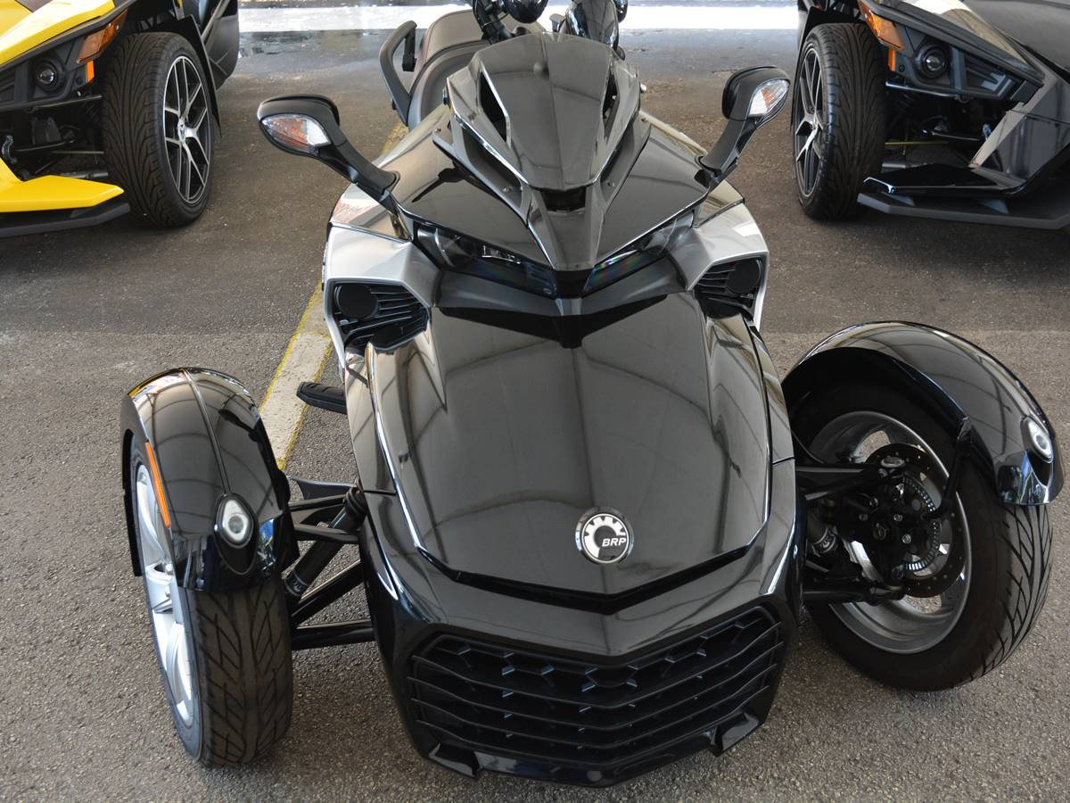 2015 Can-Am Spyder® F3-S SE6 in Clearwater, Florida - Photo 6