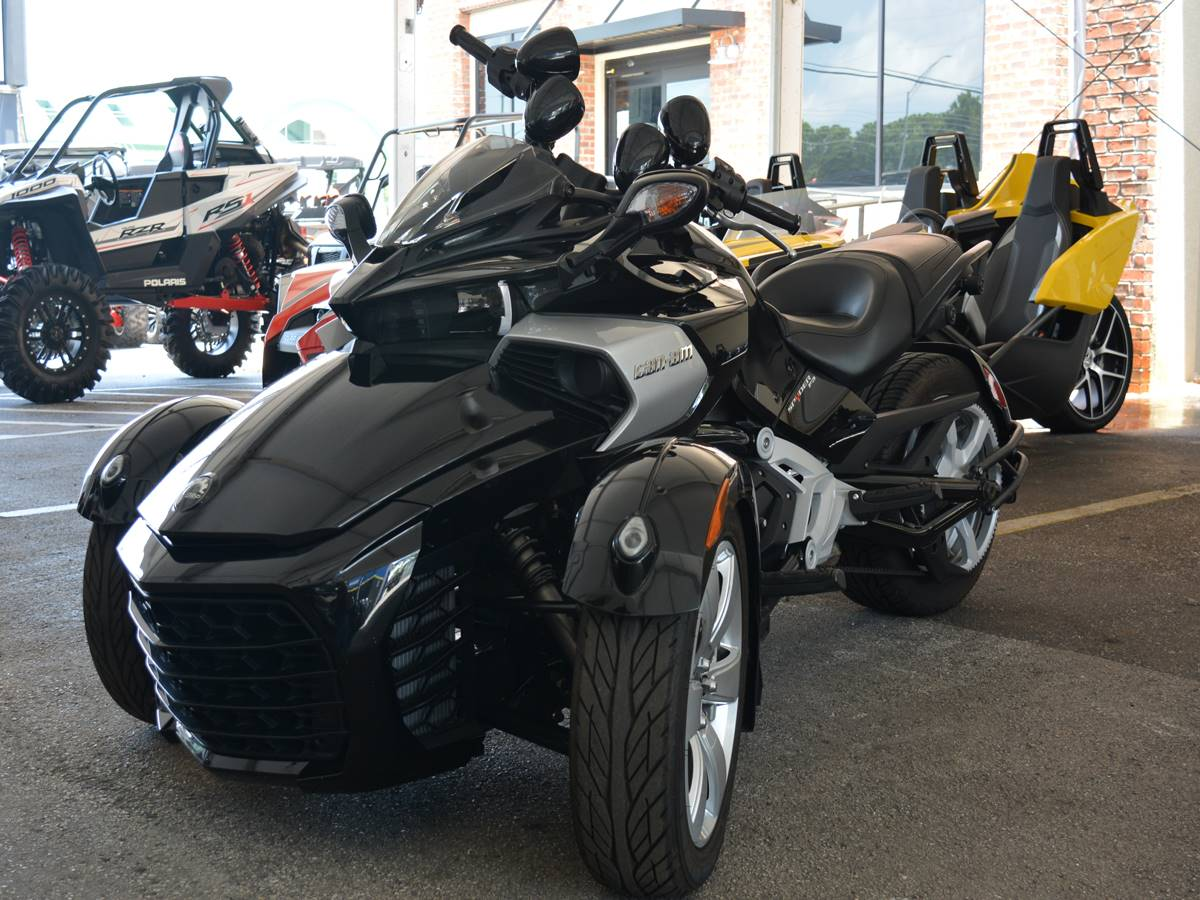 2015 Can-Am Spyder® F3-S SE6 in Clearwater, Florida - Photo 9
