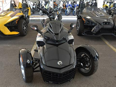 2015 Can-Am Spyder® F3-S SE6 in Clearwater, Florida - Photo 10