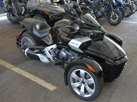2015 Can-Am Spyder® F3-S SE6 in Clearwater, Florida - Photo 11
