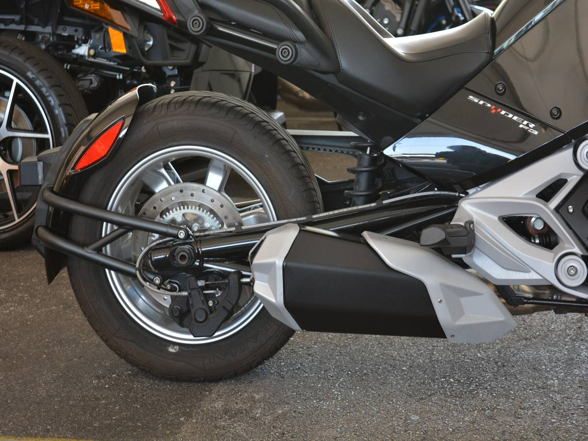 2015 Can-Am Spyder® F3-S SE6 in Clearwater, Florida - Photo 12