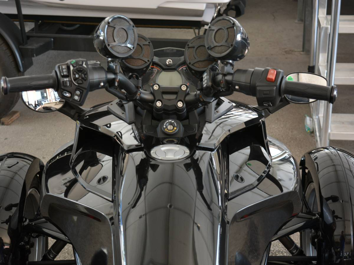 2015 Can-Am Spyder® F3-S SE6 in Clearwater, Florida - Photo 15