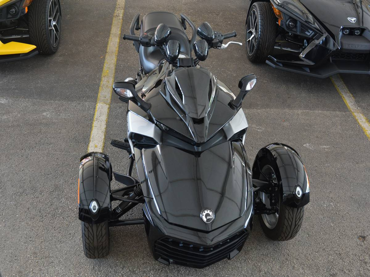 2015 Can-Am Spyder® F3-S SE6 in Clearwater, Florida - Photo 18