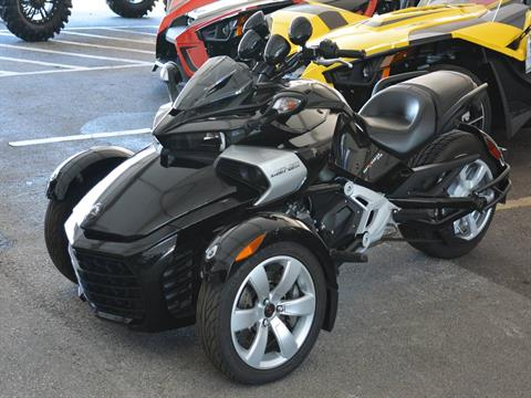 2015 Can-Am Spyder® F3-S SE6 in Clearwater, Florida - Photo 19
