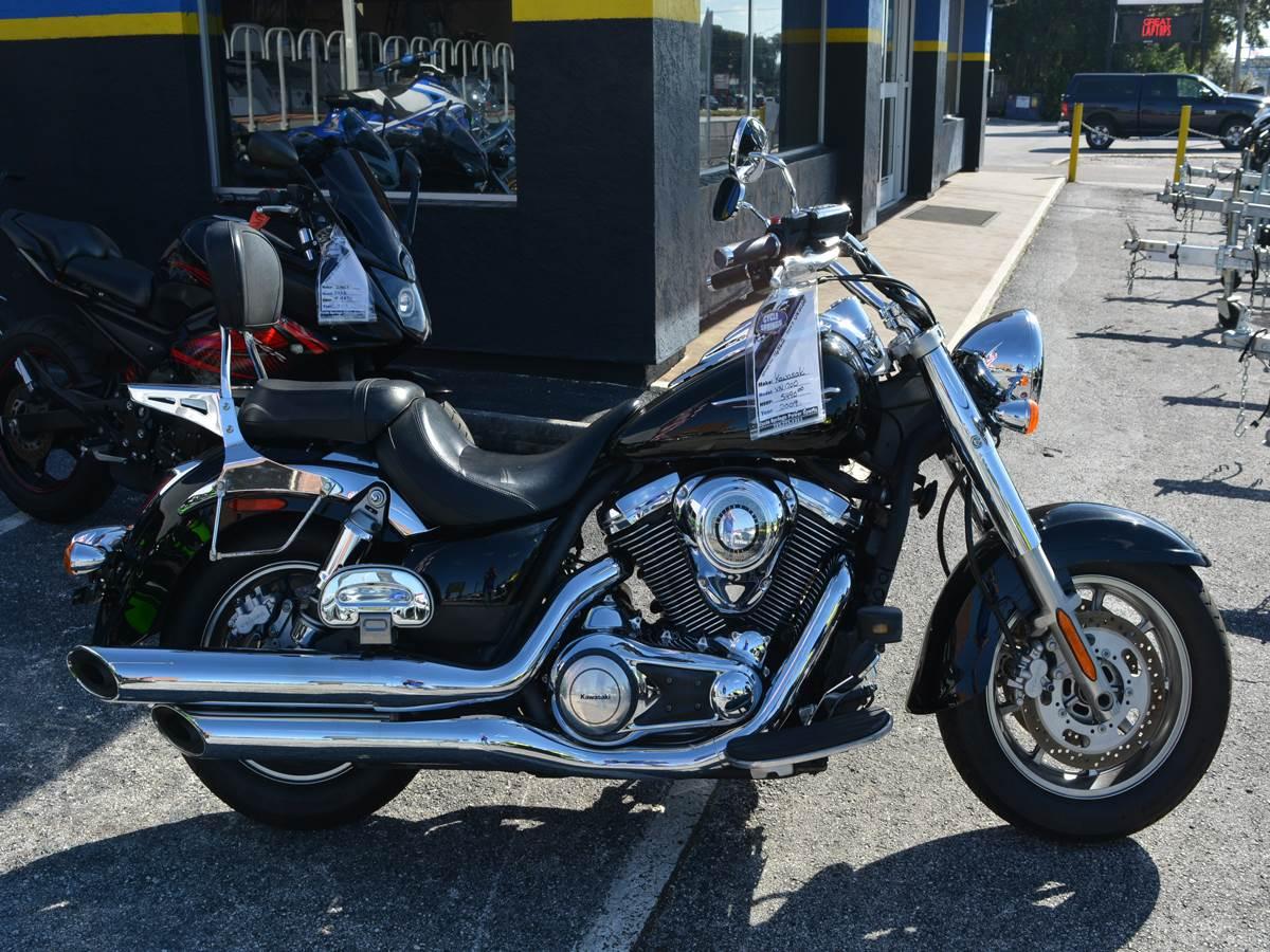 2009 Kawasaki Vulcan 1700 Classic for sale 4565