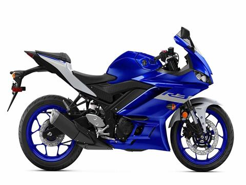2021 Yamaha YZF-R3 ABS in Clearwater, Florida - Photo 8