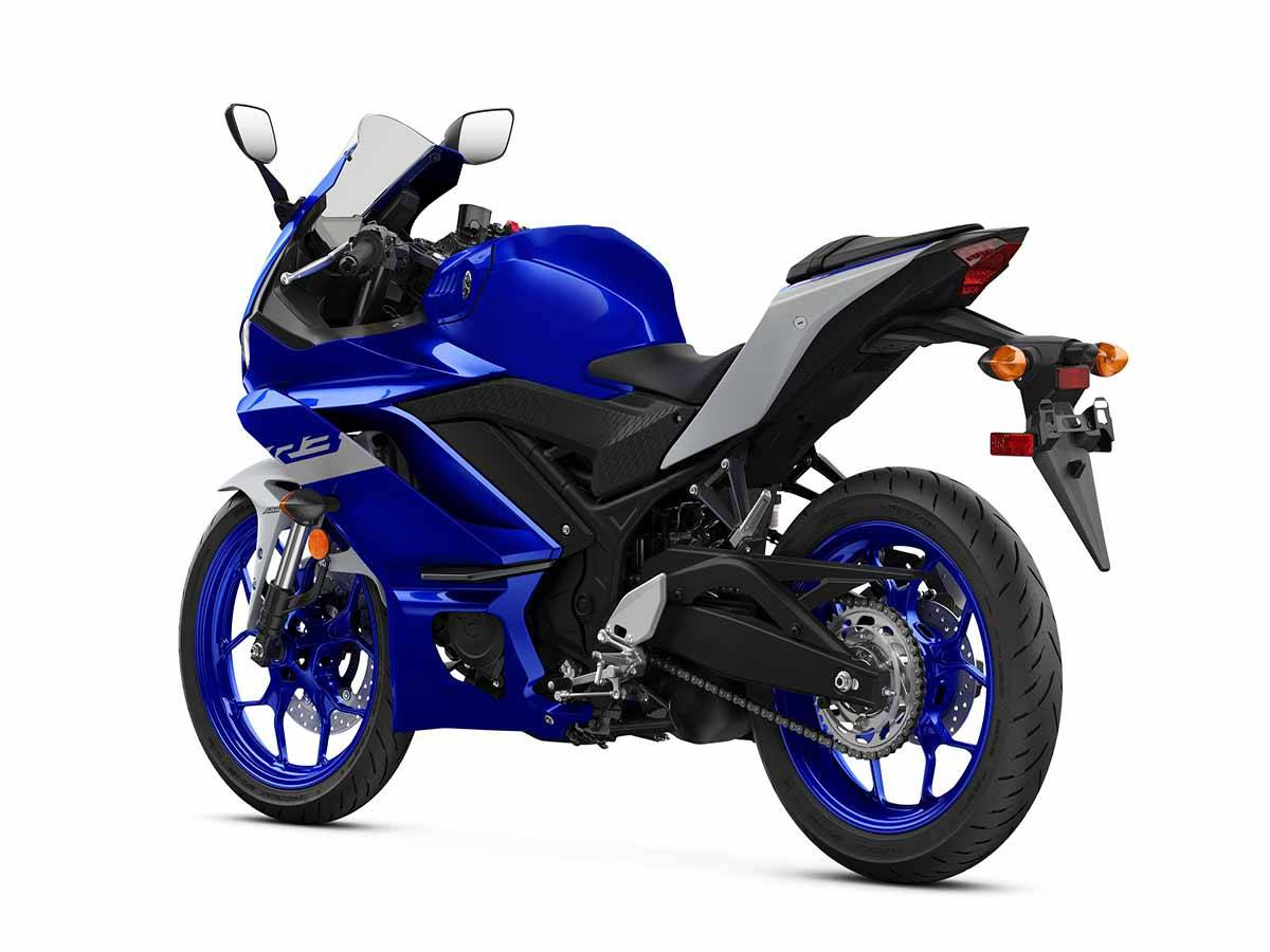 2021 Yamaha YZF-R3 ABS in Clearwater, Florida - Photo 10