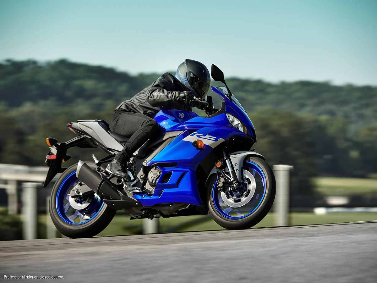 2021 Yamaha YZF-R3 ABS in Clearwater, Florida - Photo 11