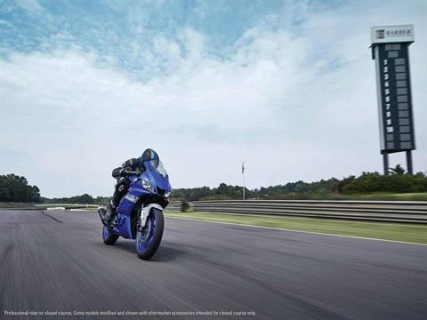 2021 Yamaha YZF-R3 ABS in Clearwater, Florida - Photo 14