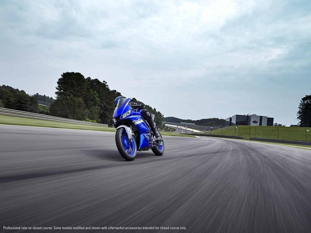 2021 Yamaha YZF-R3 ABS in Clearwater, Florida - Photo 15