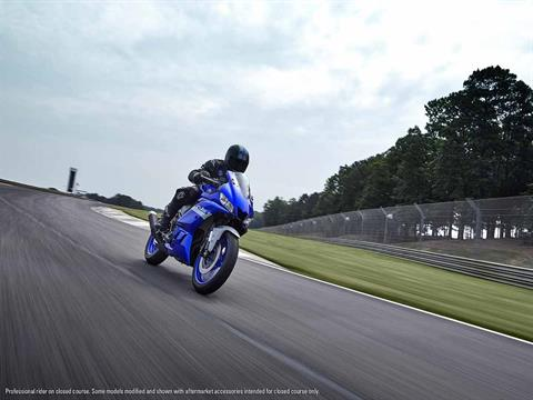2021 Yamaha YZF-R3 ABS in Clearwater, Florida - Photo 16