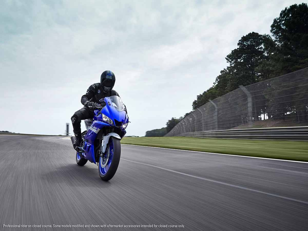 2021 Yamaha YZF-R3 ABS in Clearwater, Florida - Photo 17