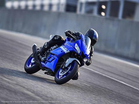 2021 Yamaha YZF-R3 ABS in Clearwater, Florida - Photo 19