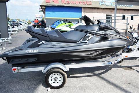 2017 Yamaha FX Cruiser HO in Clearwater, Florida