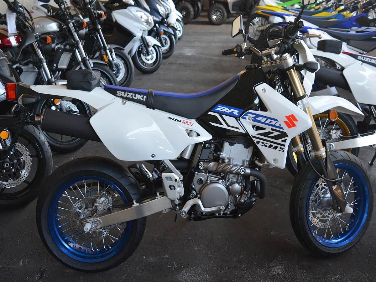 2019 Suzuki DR-Z400SM in Clearwater, Florida