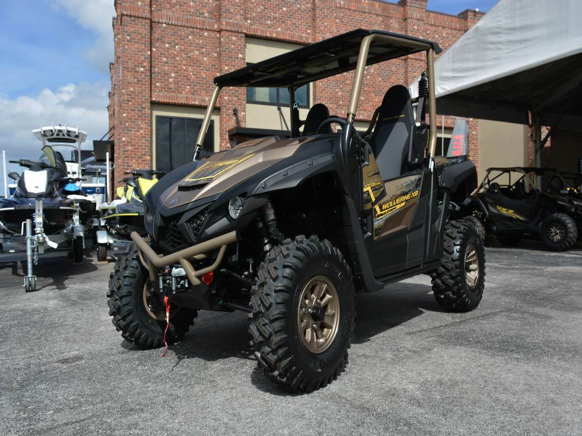 2020 Yamaha Wolverine X2 XT-R 850 in Clearwater, Florida - Photo 20