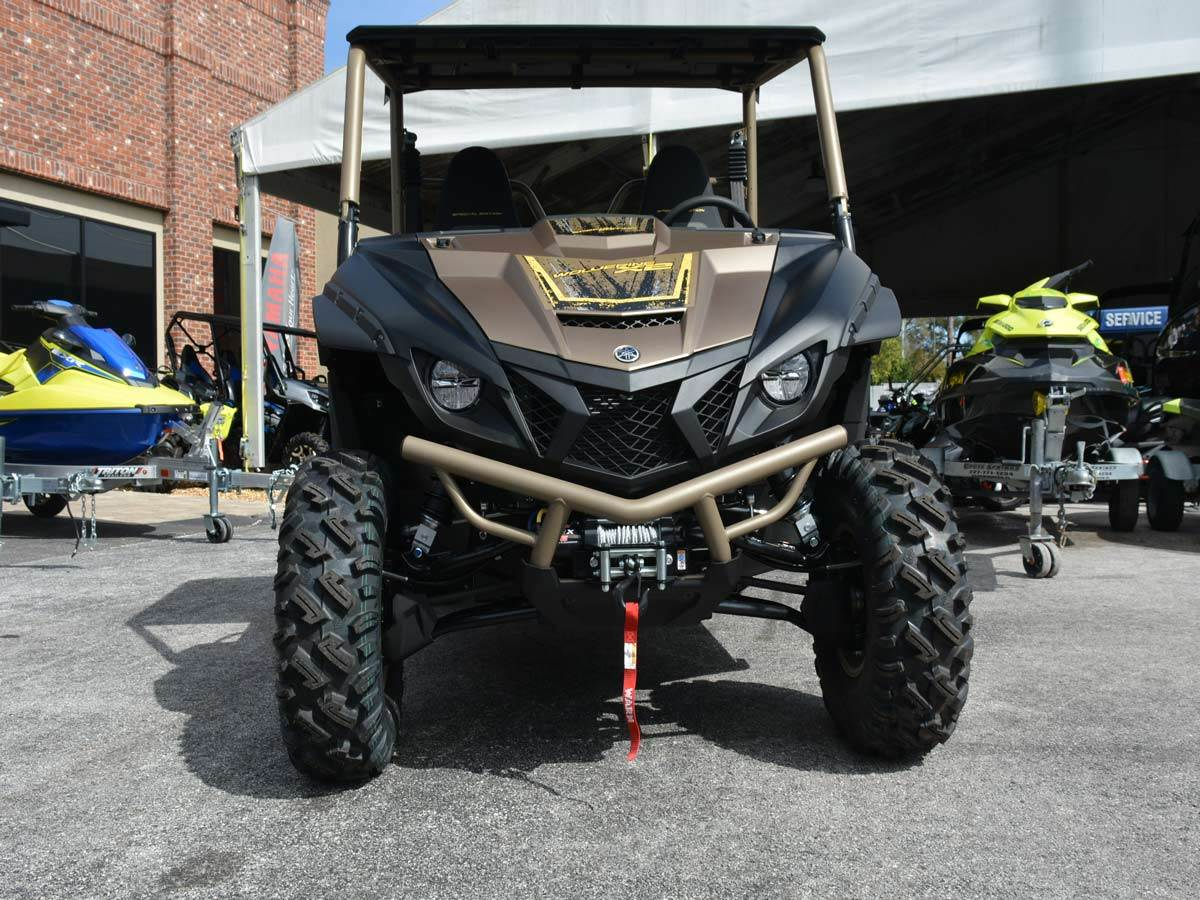 2020 Yamaha Wolverine X2 XT-R 850 in Clearwater, Florida - Photo 21