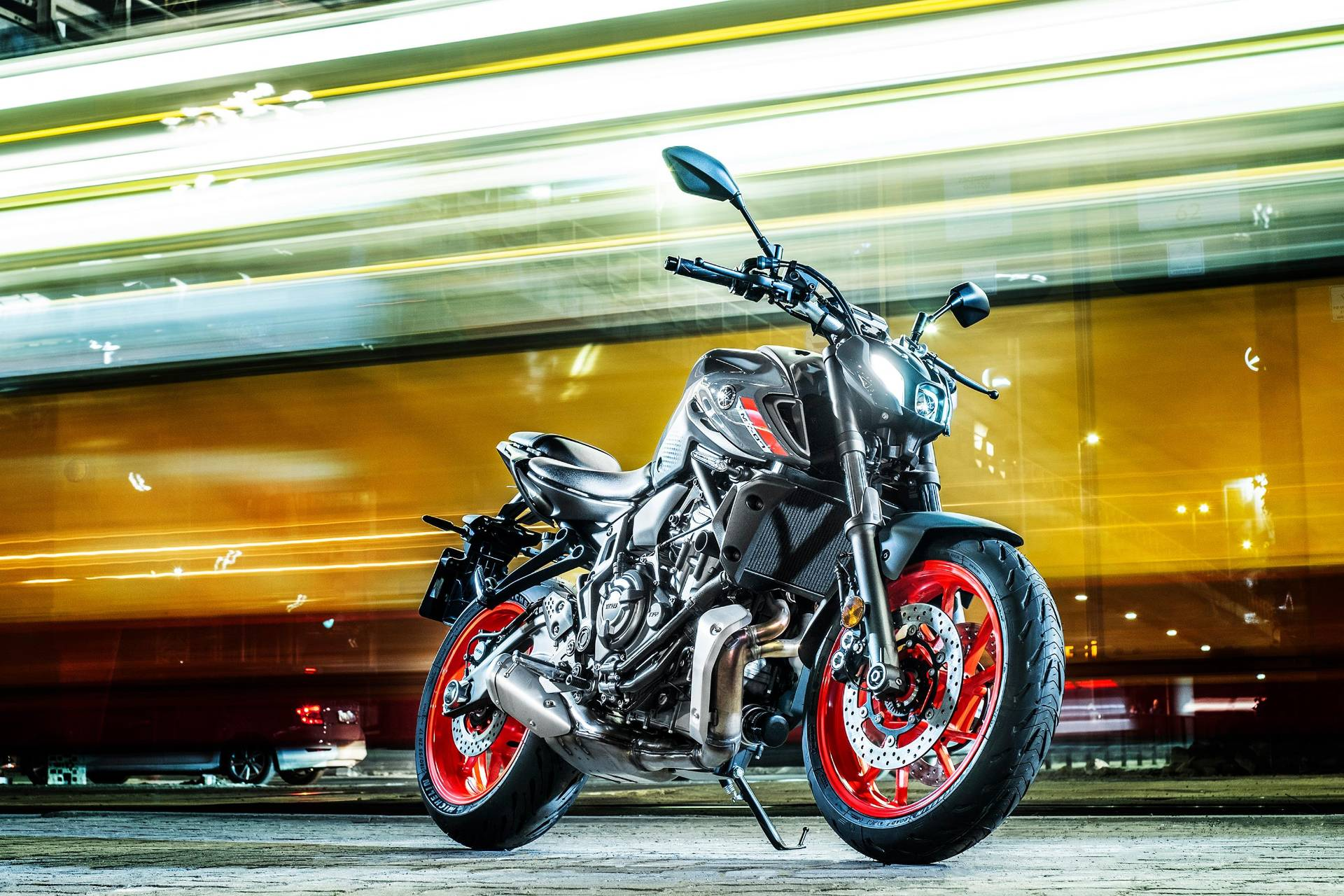 2021 Yamaha MT-07 in Clearwater, Florida - Photo 10