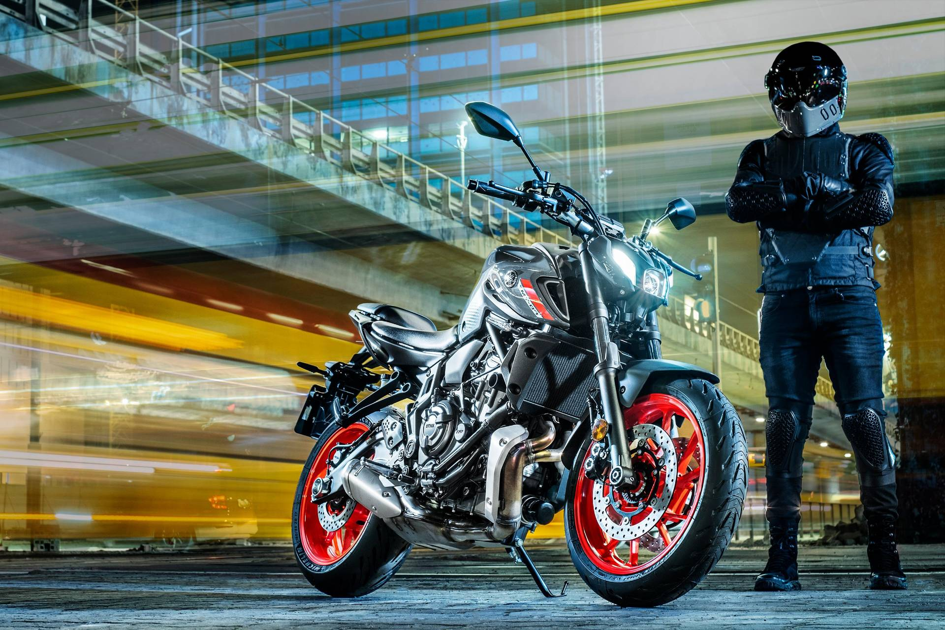 2021 Yamaha MT-07 in Clearwater, Florida - Photo 11