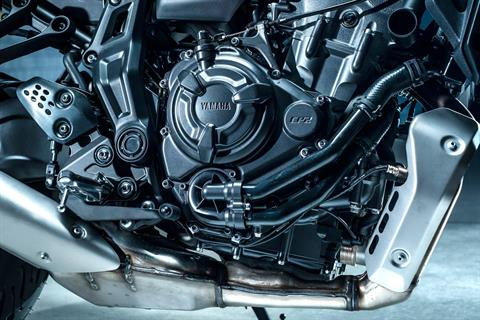 2021 Yamaha MT-07 in Clearwater, Florida - Photo 13