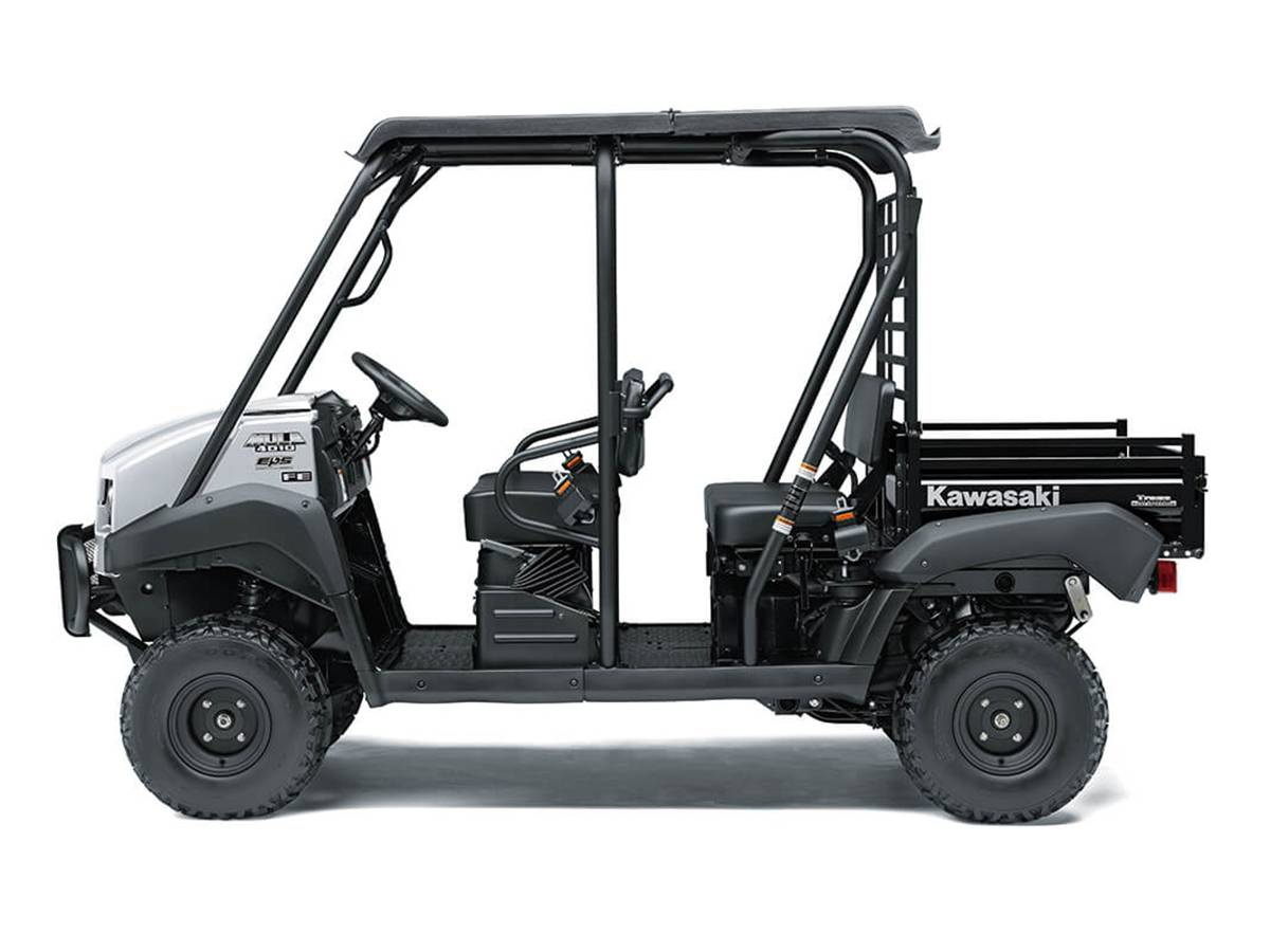 2021 Kawasaki Mule 4010 Trans4x4 FE in Clearwater, Florida - Photo 2