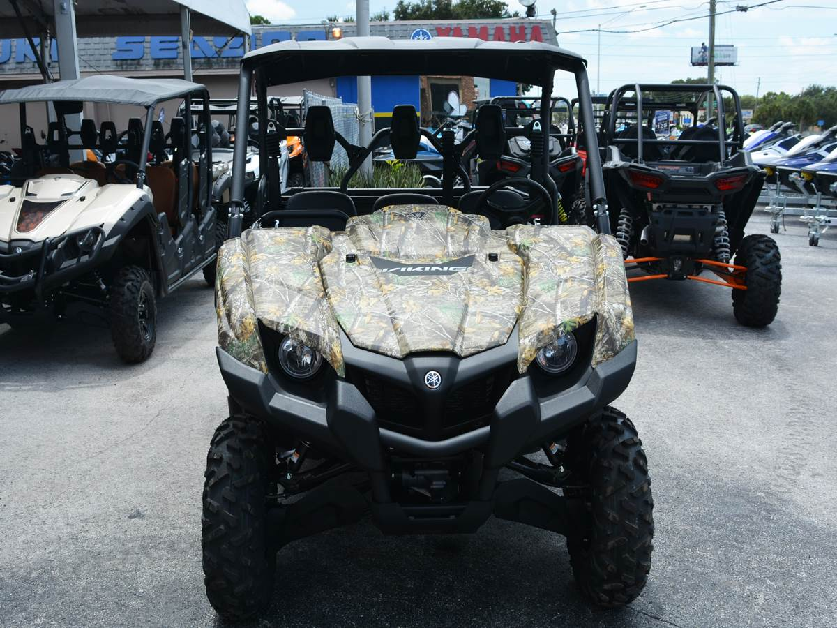 2019 Yamaha Viking EPS in Clearwater, Florida - Photo 8