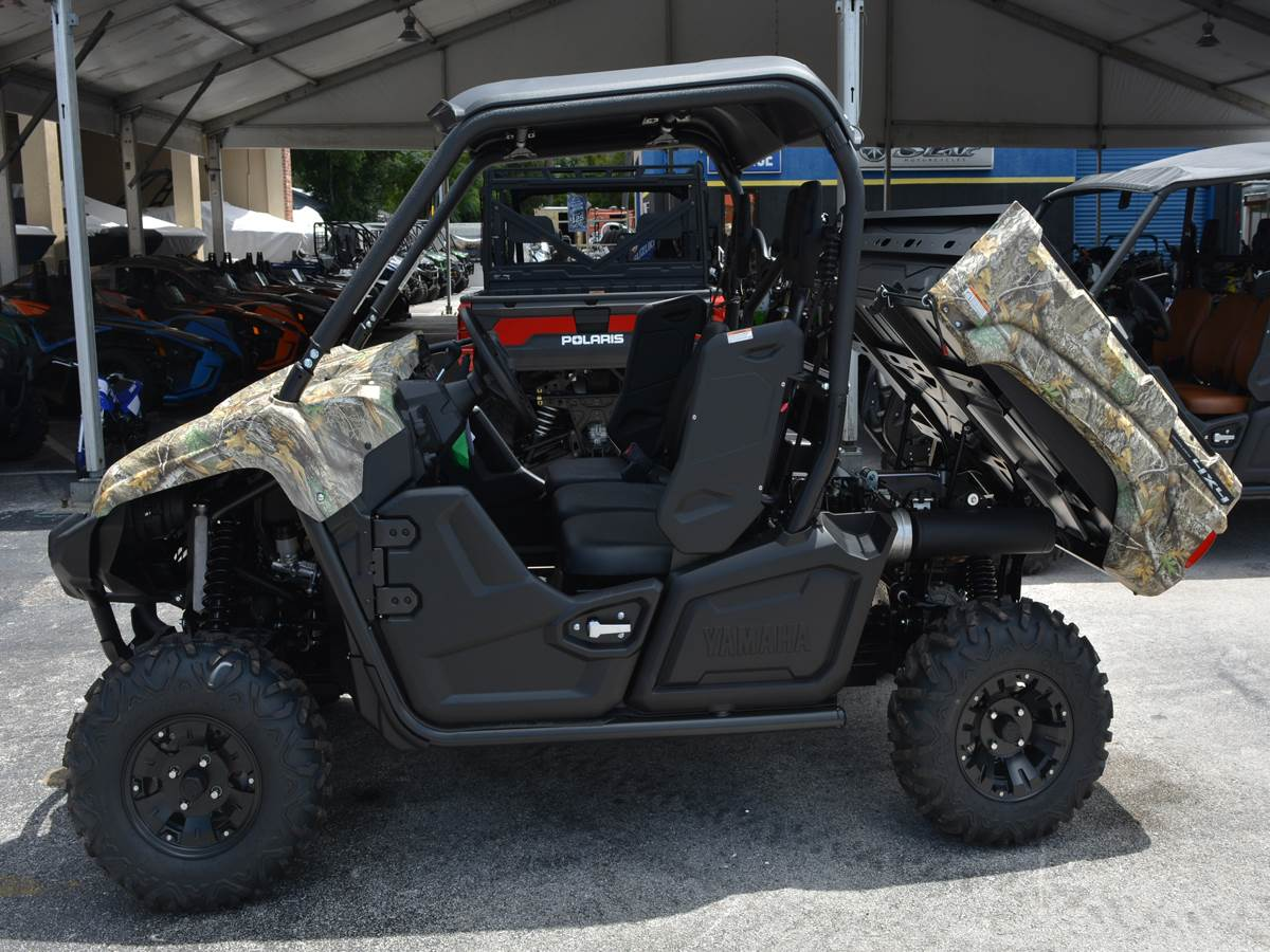 2019 Yamaha Viking EPS in Clearwater, Florida - Photo 11