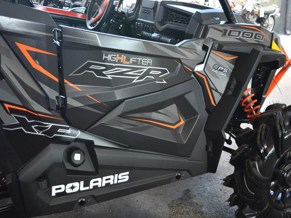 2019 Polaris RZR XP 1000 High Lifter in Clearwater, Florida - Photo 4