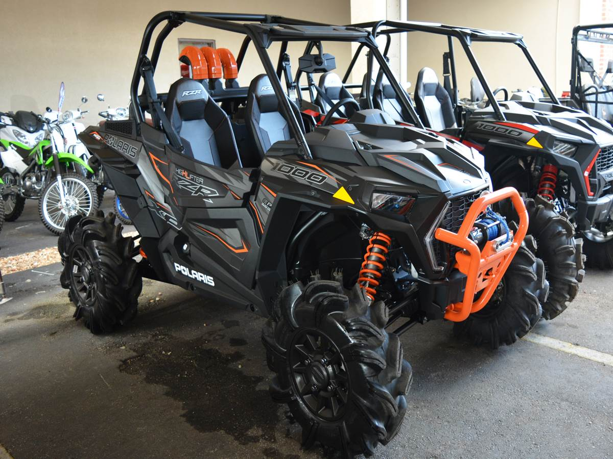 2019 Polaris RZR XP 1000 High Lifter in Clearwater, Florida - Photo 5