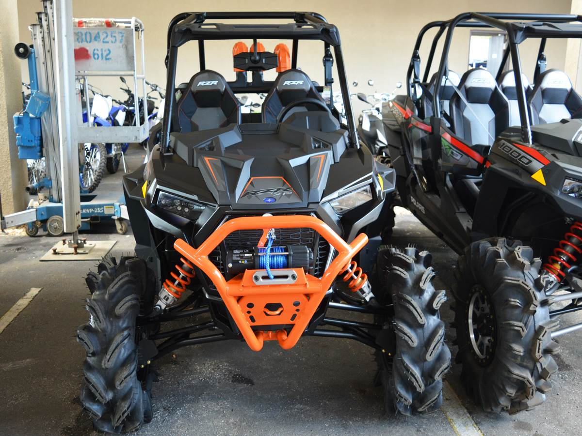 2019 Polaris RZR XP 1000 High Lifter in Clearwater, Florida - Photo 6