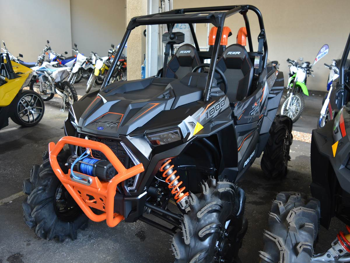 2019 Polaris RZR XP 1000 High Lifter in Clearwater, Florida - Photo 8