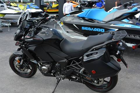 2017 Kawasaki Versys 1000 LT in Clearwater, Florida