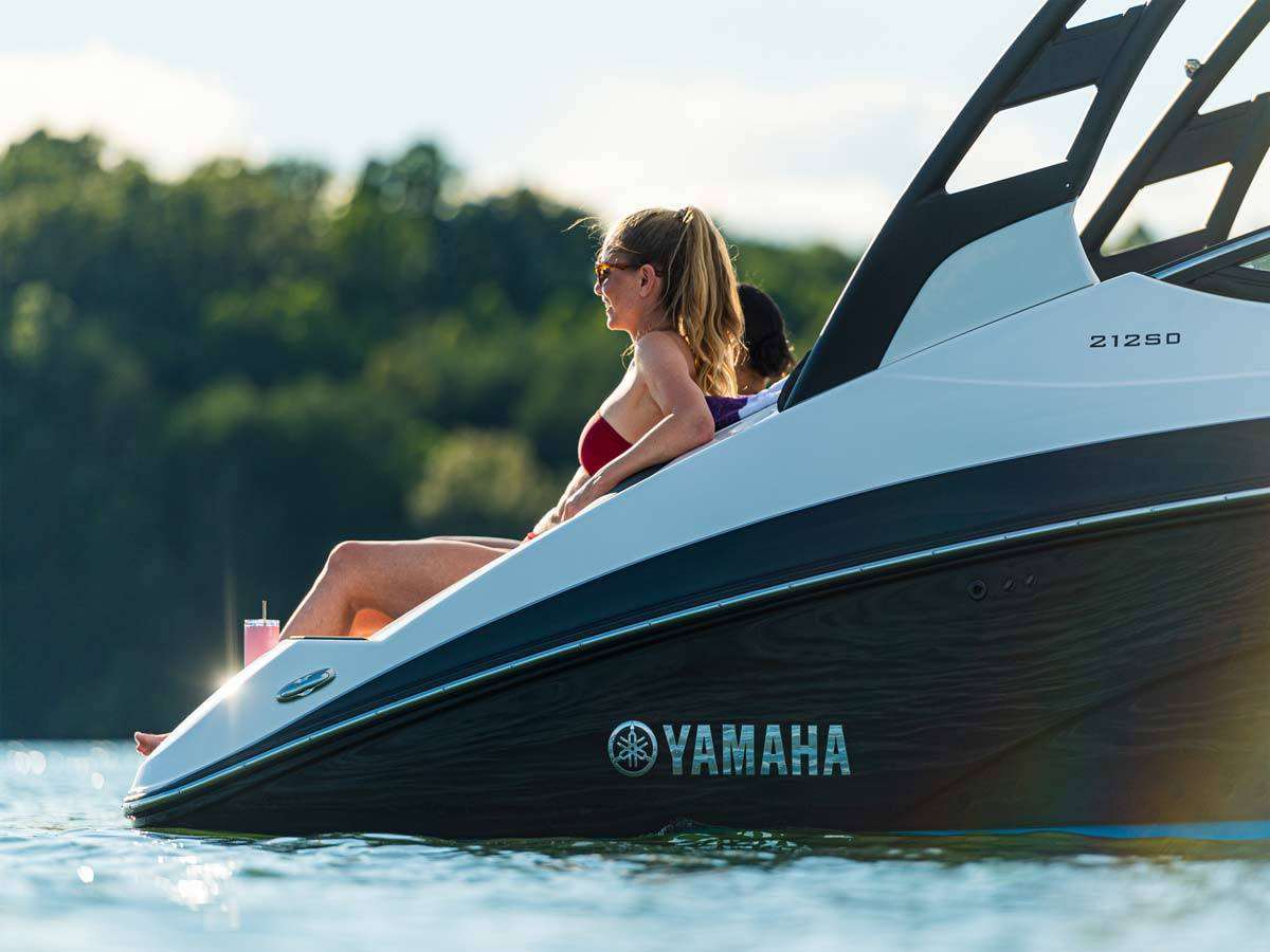 2021 Yamaha 212SD in Clearwater, Florida - Photo 5