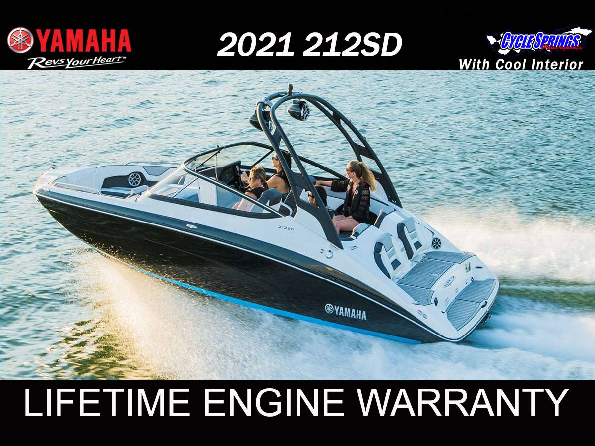 2021 Yamaha 212SD in Clearwater, Florida - Photo 1