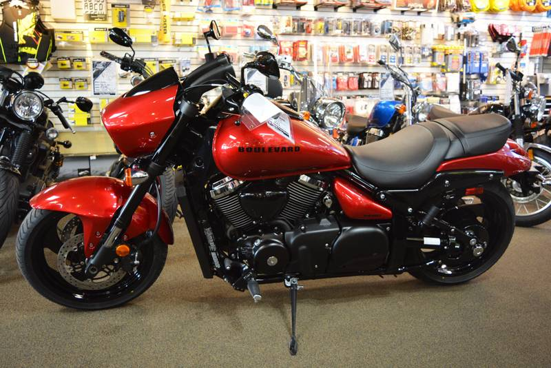 New 2017 Suzuki Boulevard M90 Motorcycles in Clearwater, FL | Stock