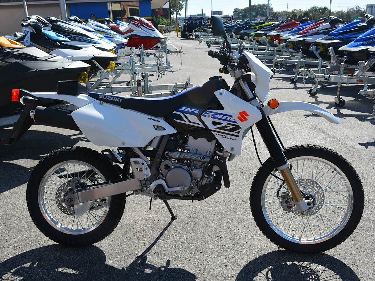 2019 Suzuki DR-Z400S in Clearwater, Florida - Photo 2